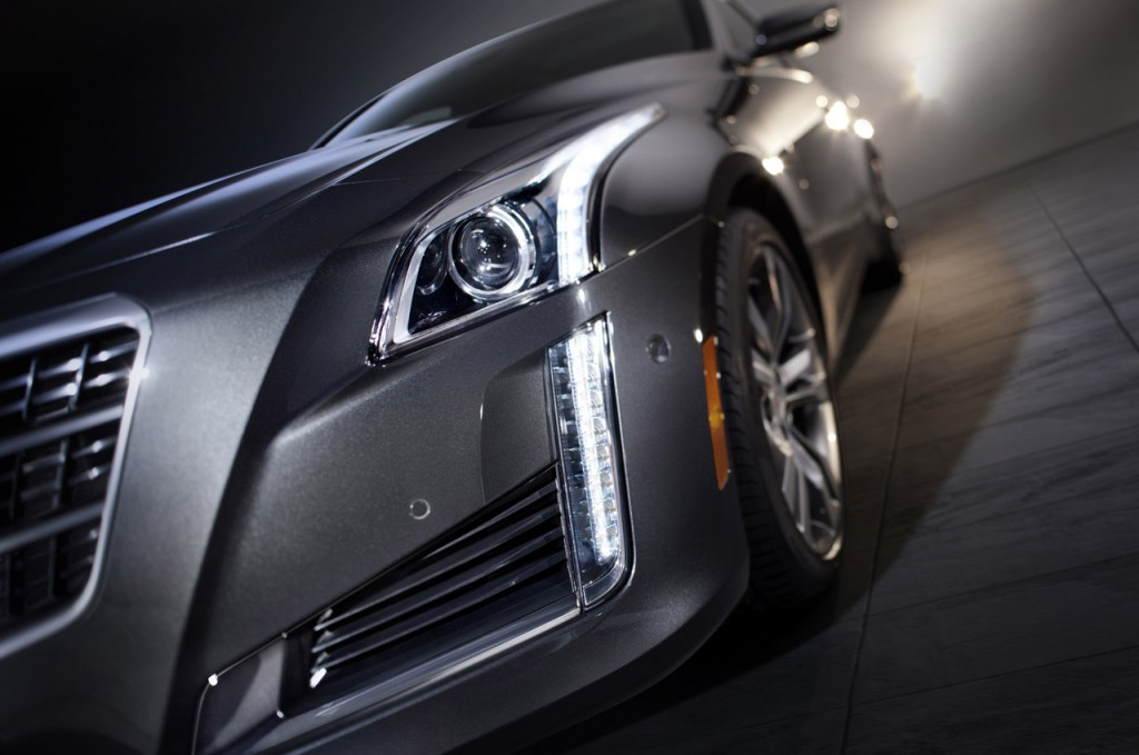 2014 Cadillac CTS leaked images