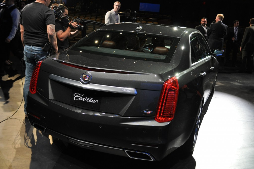 Image: 2014 Cadillac CTS Live Photos, size: 1024 x 680 ...