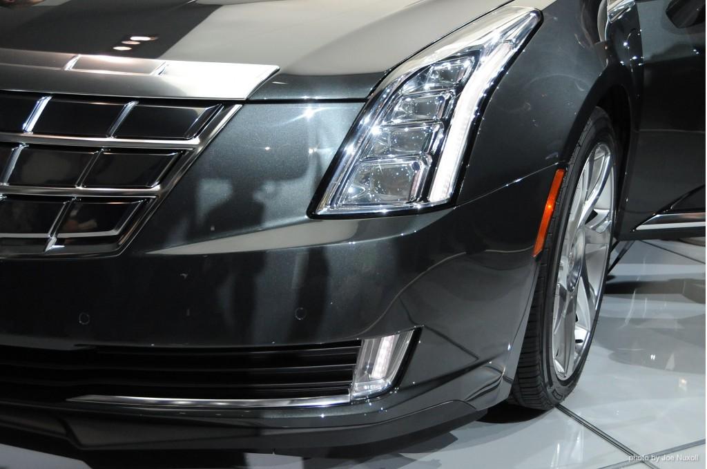 Image 2014 Cadillac Elr Revealed At 2013 Detroit Auto