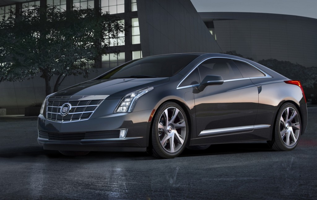 2014 Cadillac ELR Review, Ratings, Specs, Prices, and Photos - The
