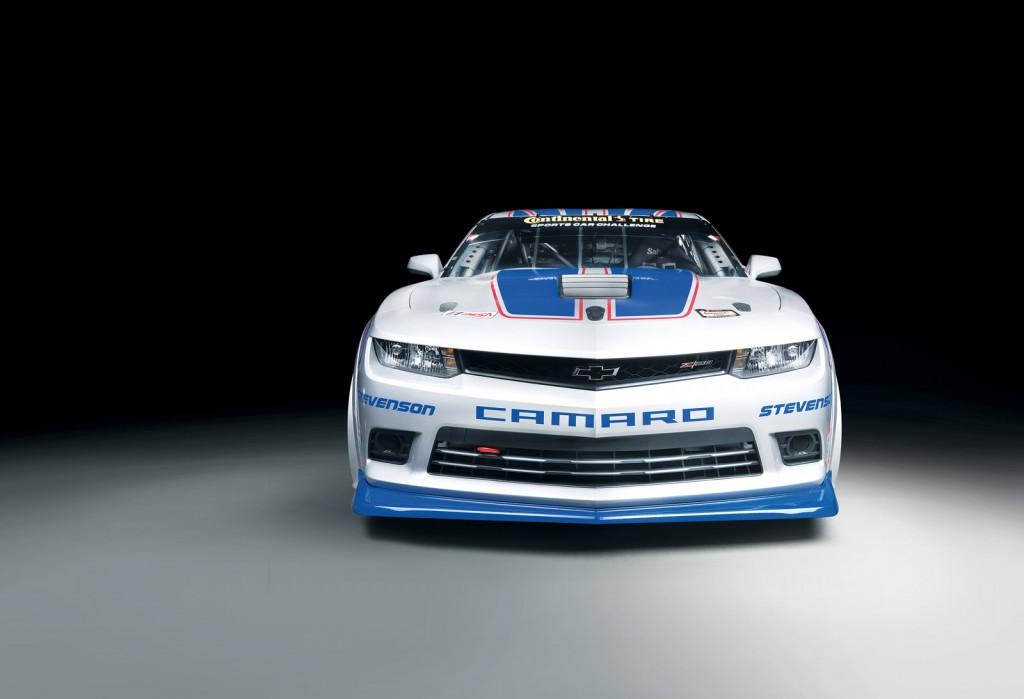 2014 Chevrolet Camaro Z/28.R race car