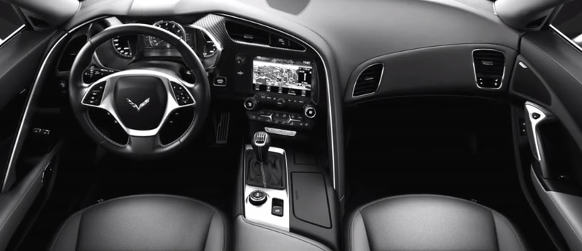 2014 Chevrolet Corvette Stingray Interior Design Video