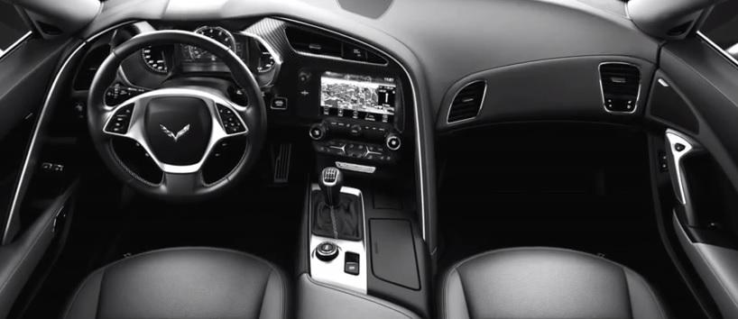 2014 Chevrolet Corvette Stingray Interior Design Video