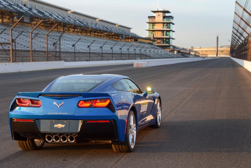 2014 Chevrolet Corvette Stingray  -  2013 Indianapolis 500 Pace Car