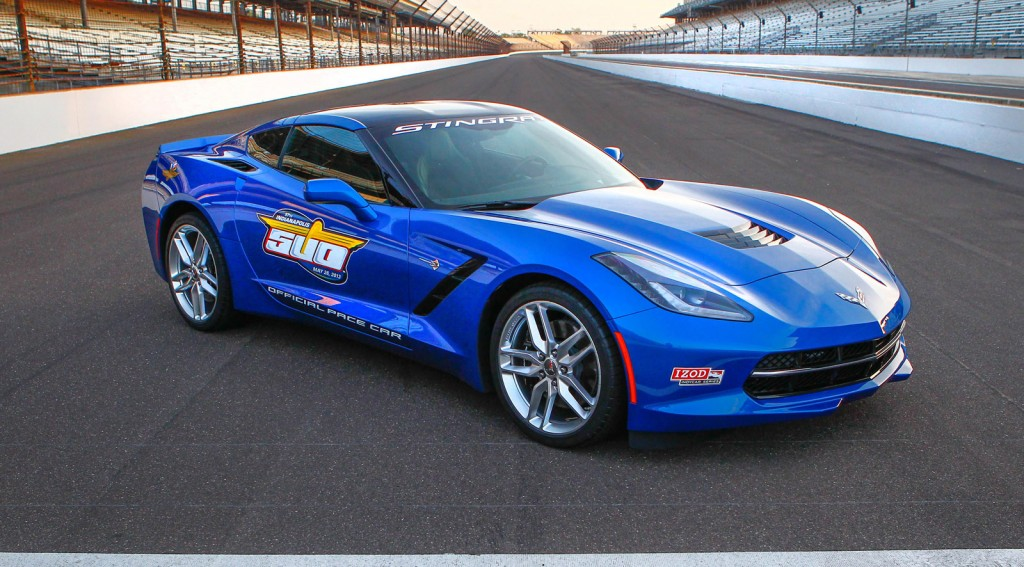 Nfls Jim Harbaugh To Pace Indy 500 In 2014 Corvette Stingray