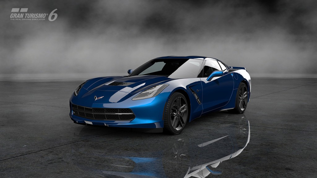 Image: 2014 Chevrolet Corvette Stingray (C7), Gran Turismo ...