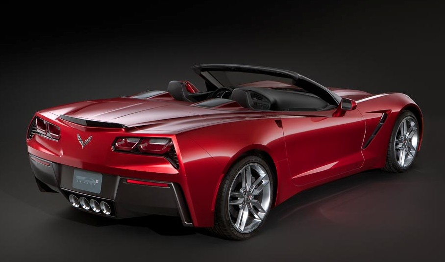 2014 corvette stingray convertible acura rlx priced camaro beats mustang sales car news headlines. Black Bedroom Furniture Sets. Home Design Ideas