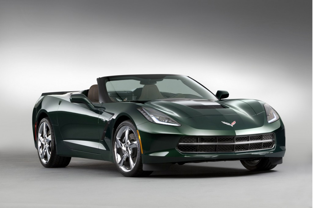 2014 Chevrolet Corvette Stingray Premiere Edition Convertible