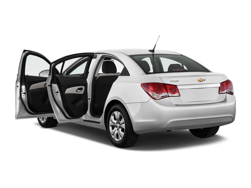 image 2014 chevrolet cruze 4 door sedan auto ls open doors size 1024 x 768 type gif posted. Black Bedroom Furniture Sets. Home Design Ideas