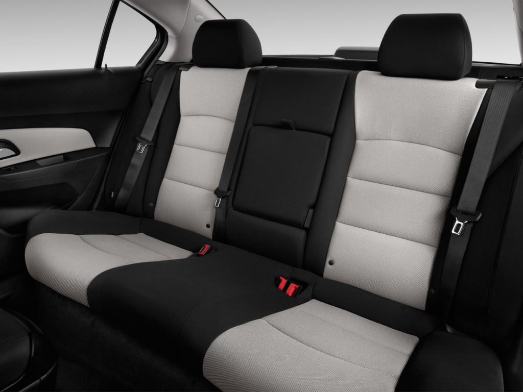 image 2014 chevrolet cruze 4 door sedan auto ls rear seats size 1024 x 768 type gif posted. Black Bedroom Furniture Sets. Home Design Ideas