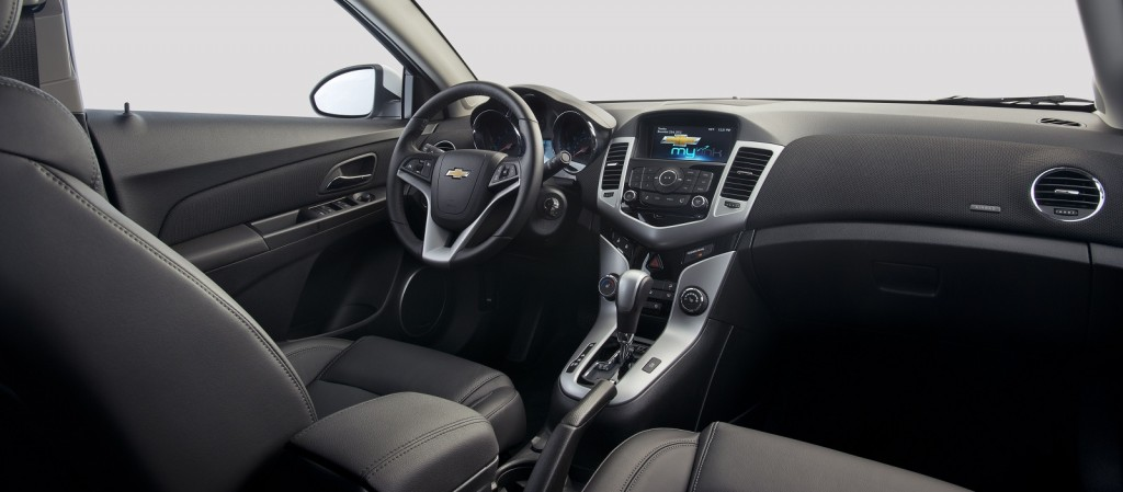 2014 Chevrolet Cruze Clean Turbo Diesel