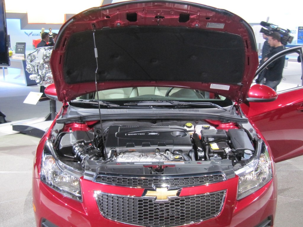 Chevy Cruze Diesel For Sale >> Chevy Cruze Diesel Sales Mediocre At Best So Far