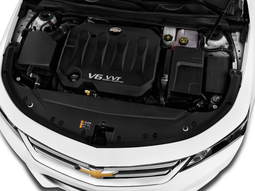 Image 2014 Chevrolet Impala 4 Door Sedan Lt W 2lt Engine