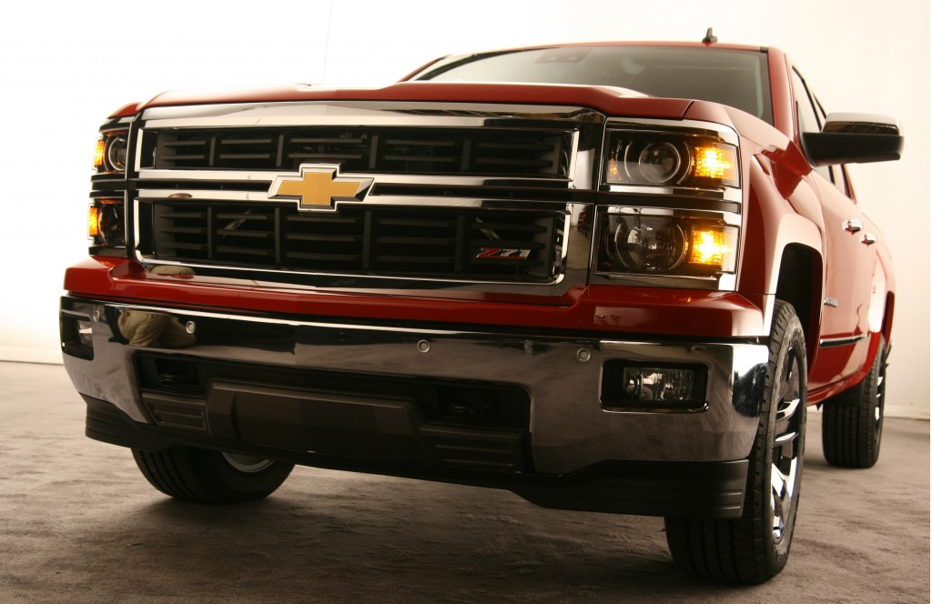 Image: 2014 Chevrolet Silverado 1500, size: 1024 x 664, type: gif, posted on: December 13, 2012 ...