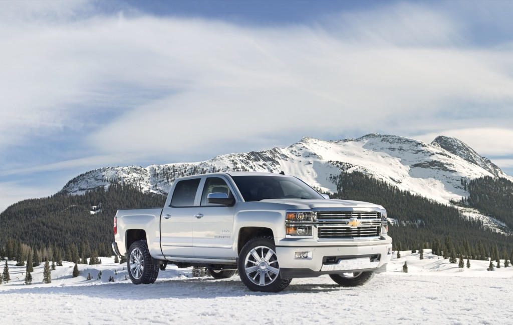 2014 Chevrolet Silverado Climbs Upmarket With High Country Model