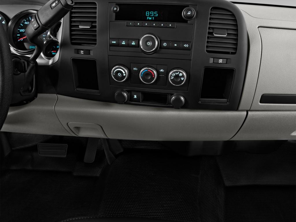 image 2014 chevrolet silverado 2500hd 2wd reg cab 133 7 work truck instrument panel size. Black Bedroom Furniture Sets. Home Design Ideas