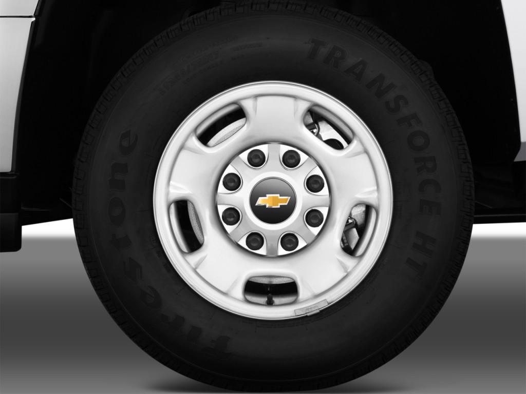 image 2014 chevrolet silverado 2500hd 2wd reg cab 133 7 work truck wheel cap size 1024 x 768. Black Bedroom Furniture Sets. Home Design Ideas