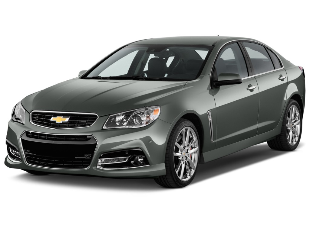 2017 Chevrolet Ss Chevy Review Ratings Specs Prices And Photos The Car Connection