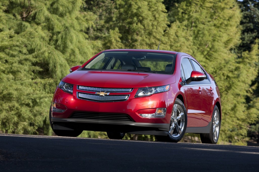 2014 Chevrolet Volt Chevy Review Ratings Specs Prices And Photos The Car Connection