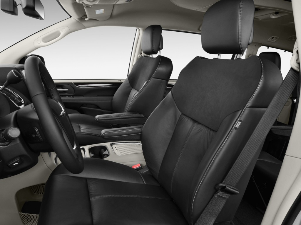 Image: 2014 Chrysler Town & Country 4-door Wagon Limited ...