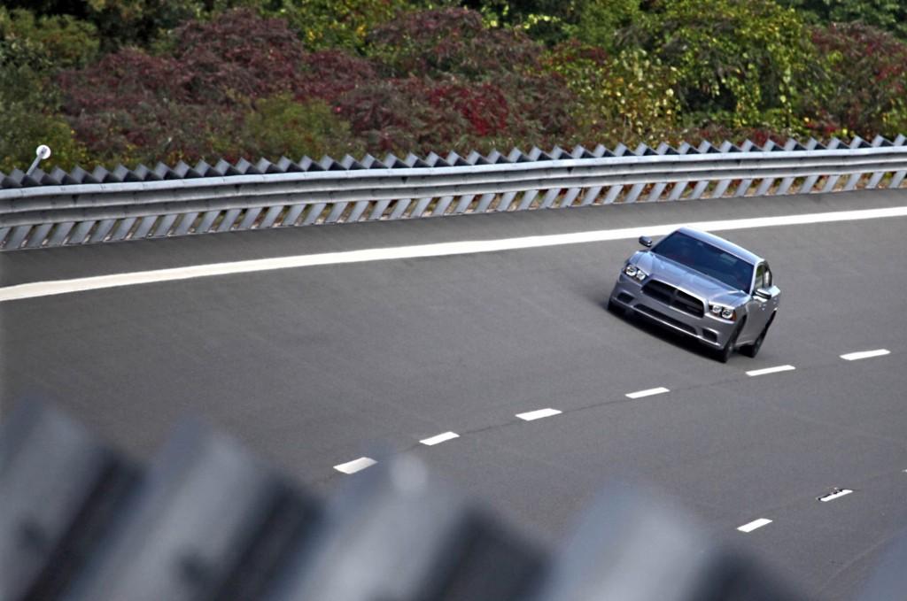 2014 Dodge Charger Pursuit AWD