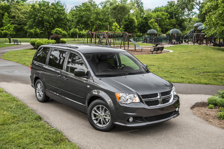 2014 Dodge Grand Caravan Review Ratings Specs Prices And Photos The Car Connection