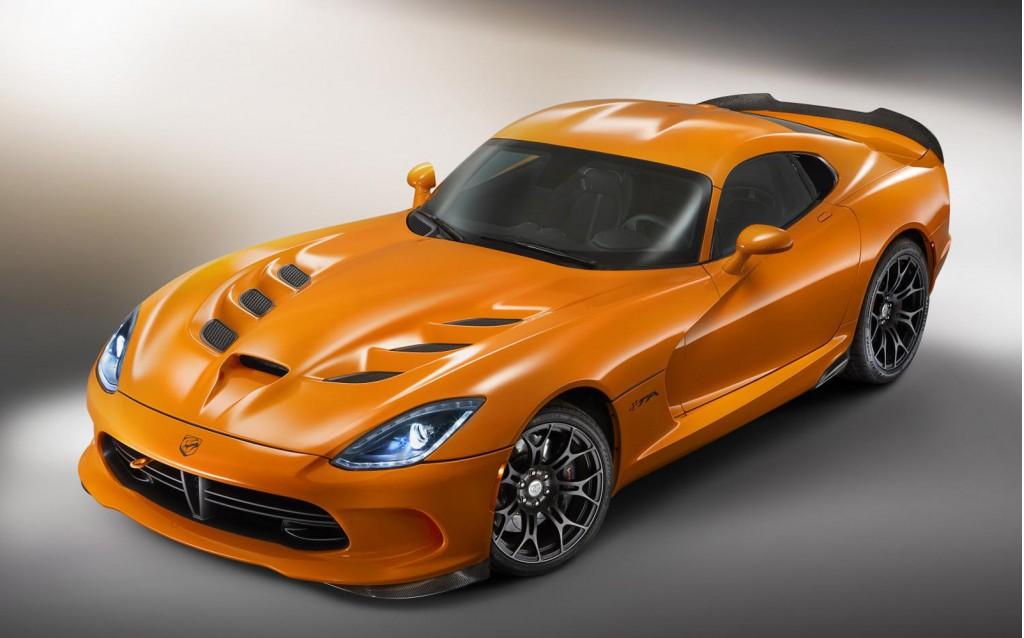 2014 SRT Viper TA Limited To 159 Units