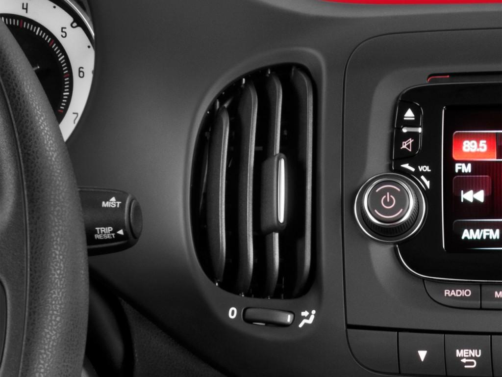 Image 2014 Fiat 500l 5dr Hb Pop Air Vents Size 1024 X