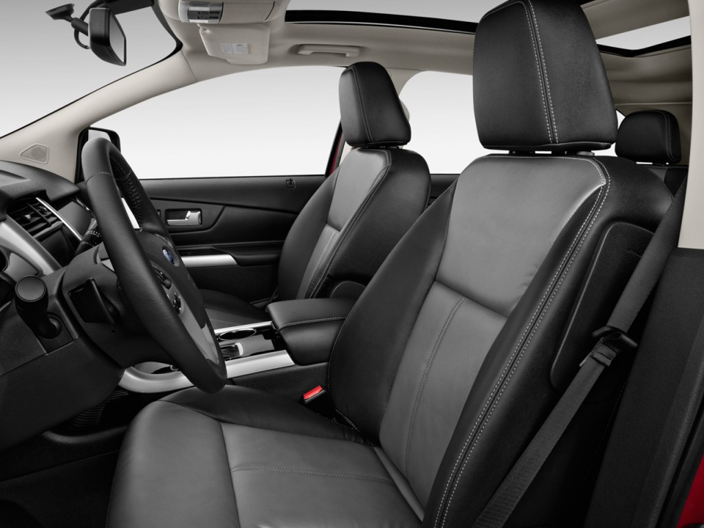 image 2014 ford edge 4 door sport fwd front seats size 1024 x 768 type gif posted on. Black Bedroom Furniture Sets. Home Design Ideas
