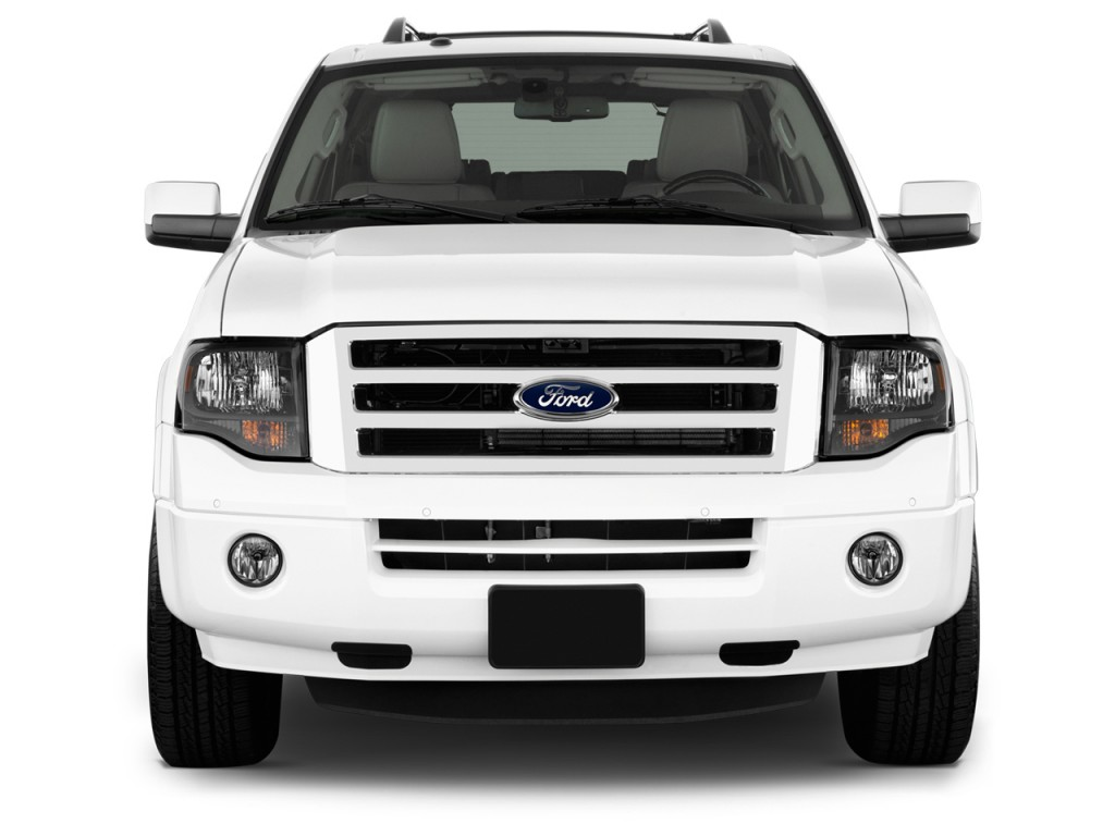 Image: 2014 Ford Expedition EL 2WD 4-door Limited Front ...
