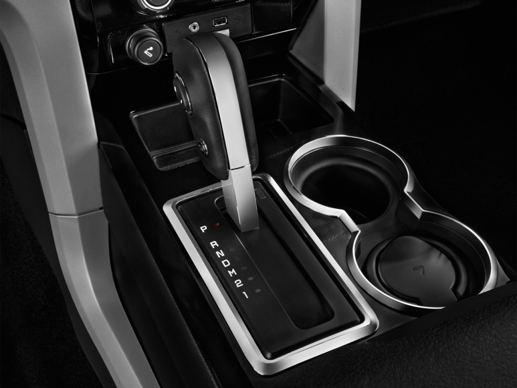 Image 2014 Ford F 150 4wd Supercrew 145 Quot Fx4 Gear Shift