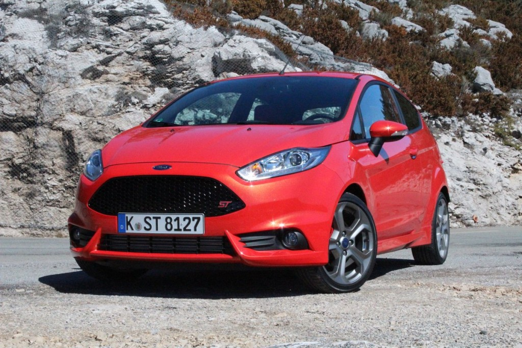 Image 2014 Ford Fiesta ST Euro spec  First Drive March 2013