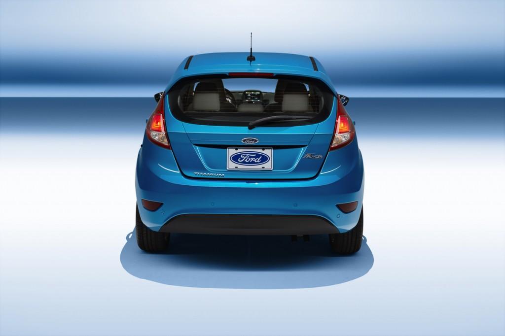 2014 Ford Fiesta 5-door