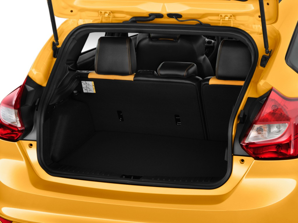 Mazda Cx 5 Trunk Space >> Image: 2014 Ford Focus 5dr HB ST Trunk, size: 1024 x 768, type: gif, posted on: August 1, 2013 ...