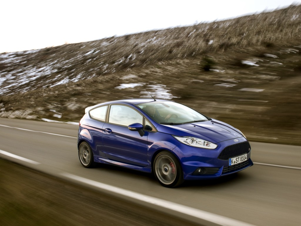 Image 2014 Ford Focus ST Euro spec size 1024 x 768 type gif