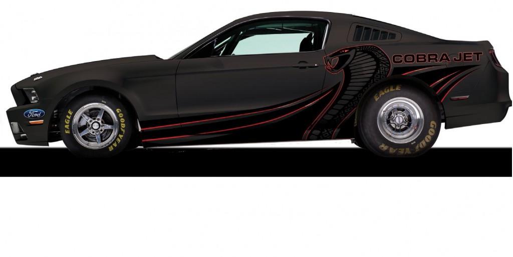 2014 Ford Mustang Cobra Jet