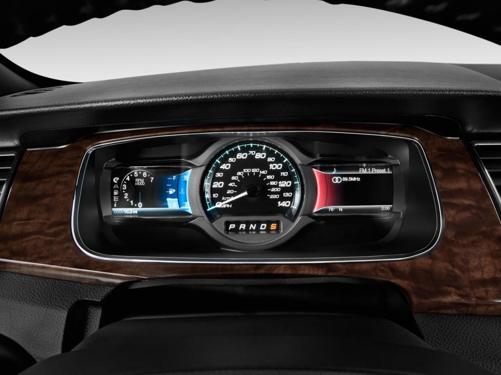 2014 Hyundai Santa Fe Limited For Sale >> Image: 2014 Ford Taurus 4-door Sedan Limited FWD ...