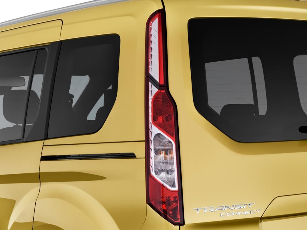 2014 ford transit connect wagon 4 door wagon lwb titanium w rear liftgate tail light