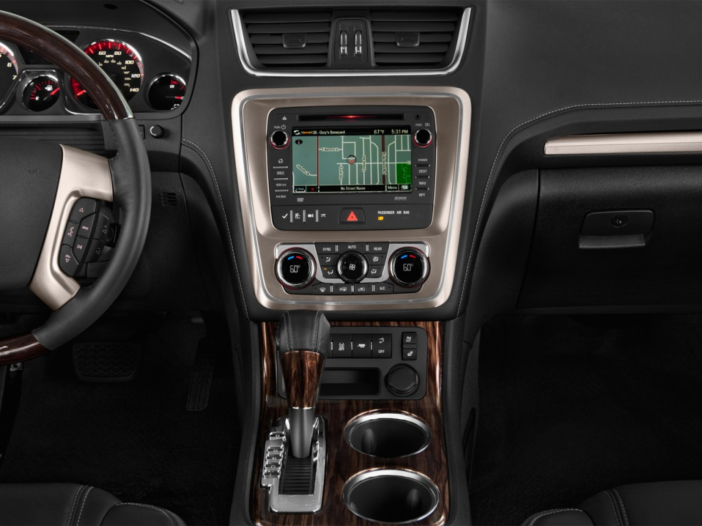 Gmc Denali For Sale >> Image: 2014 GMC Acadia FWD 4-door Denali Instrument Panel, size: 1024 x 768, type: gif, posted ...