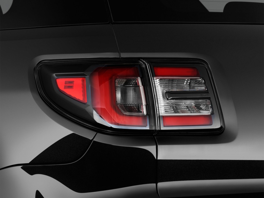 Image 2014 Gmc Acadia Fwd 4 Door Denali Tail Light Size