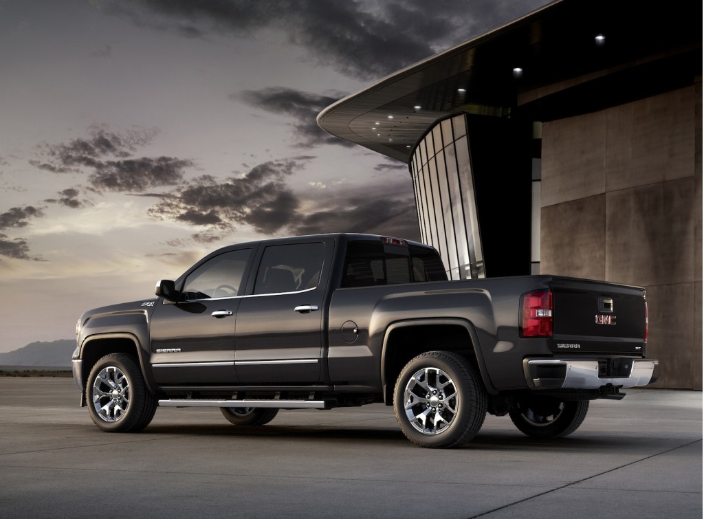 Better Gas Prices & Housing Sales Give Trucks & SUVs A Boost
