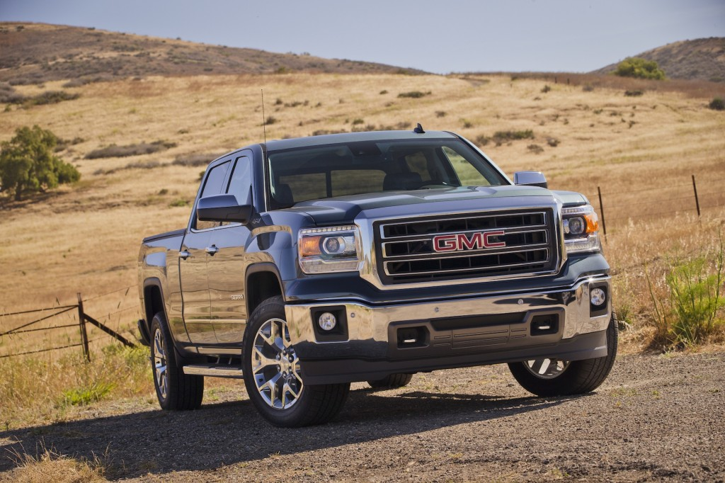 Big Three Boom, As Luxury Trucks Push Average Pickup Price Upward