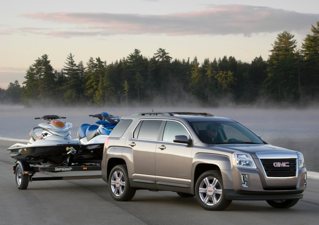 Towing With Your Crossover Suv The Basics
