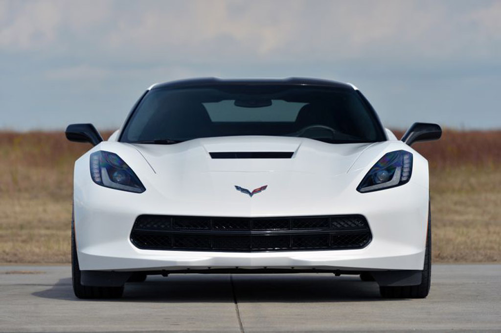 2014 Hennessey HPE500 Chevrolet Corvette Stingray