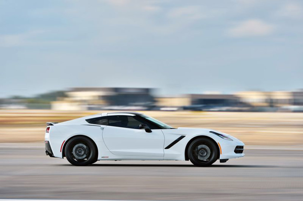 2014 Hennessey HPE500 Chevrolet Corvette Stingray