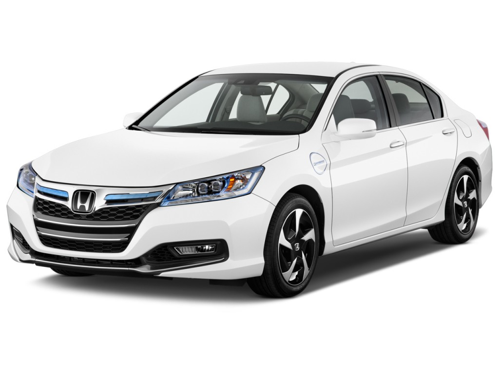 Image 2014 Honda Accord Hybrid 4 Door Sedan Angular Front