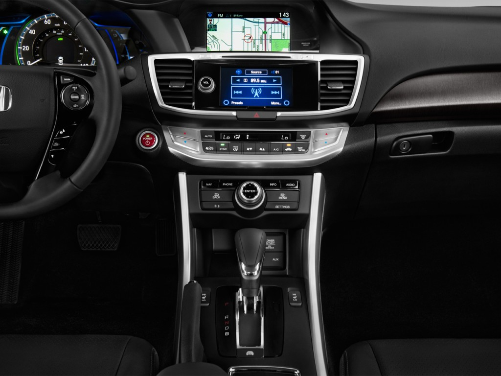 image 2014 honda accord hybrid 4 door sedan instrument panel size 1024 x 768 type gif. Black Bedroom Furniture Sets. Home Design Ideas