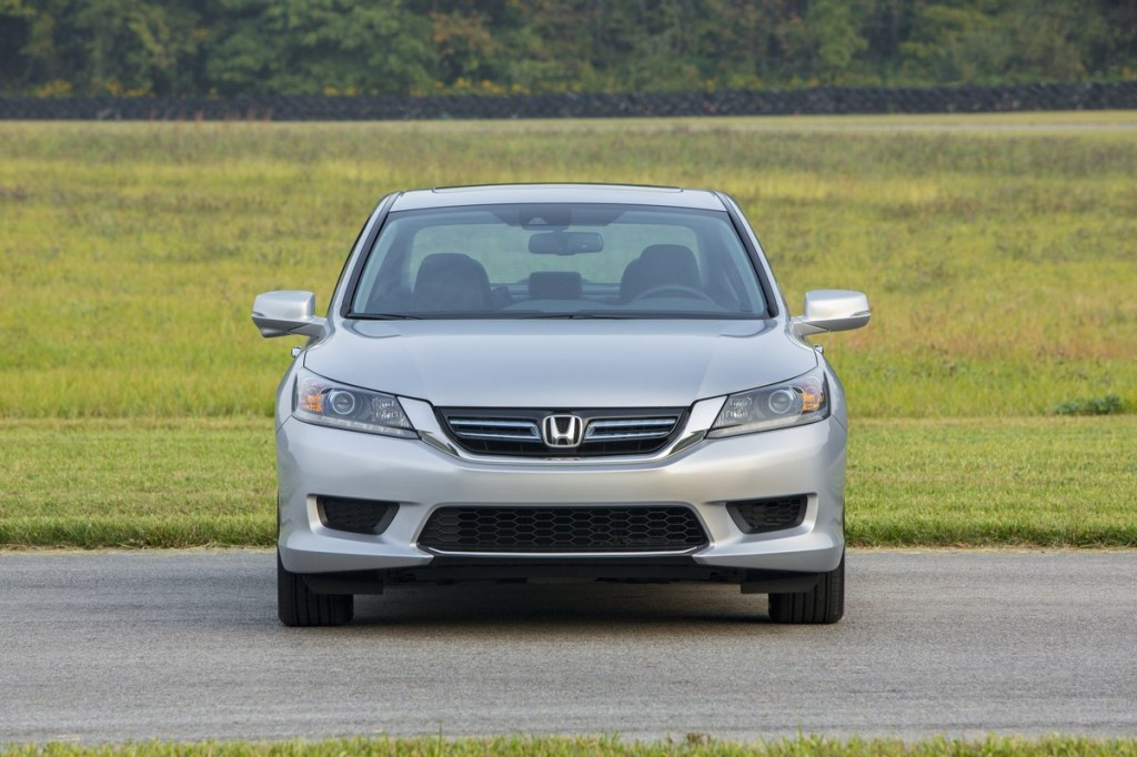 2014 Honda Accord Hybrid EX-L