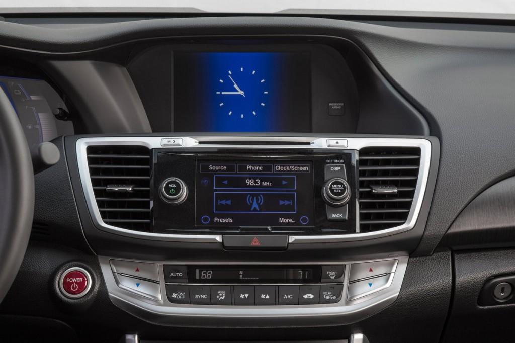 2014 Honda Accord Hybrid EX-L