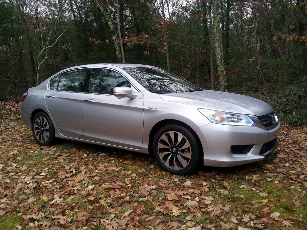 2014 Honda Accord Hybrid, Catskill Mountains, NY, Nov 2013